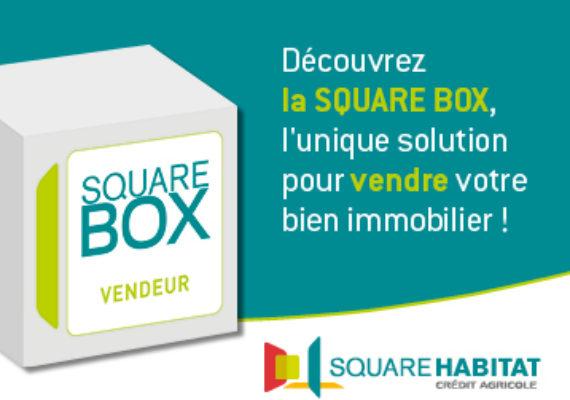 Square Box Vendeur : la solution pour vendre votre bien immobilier !