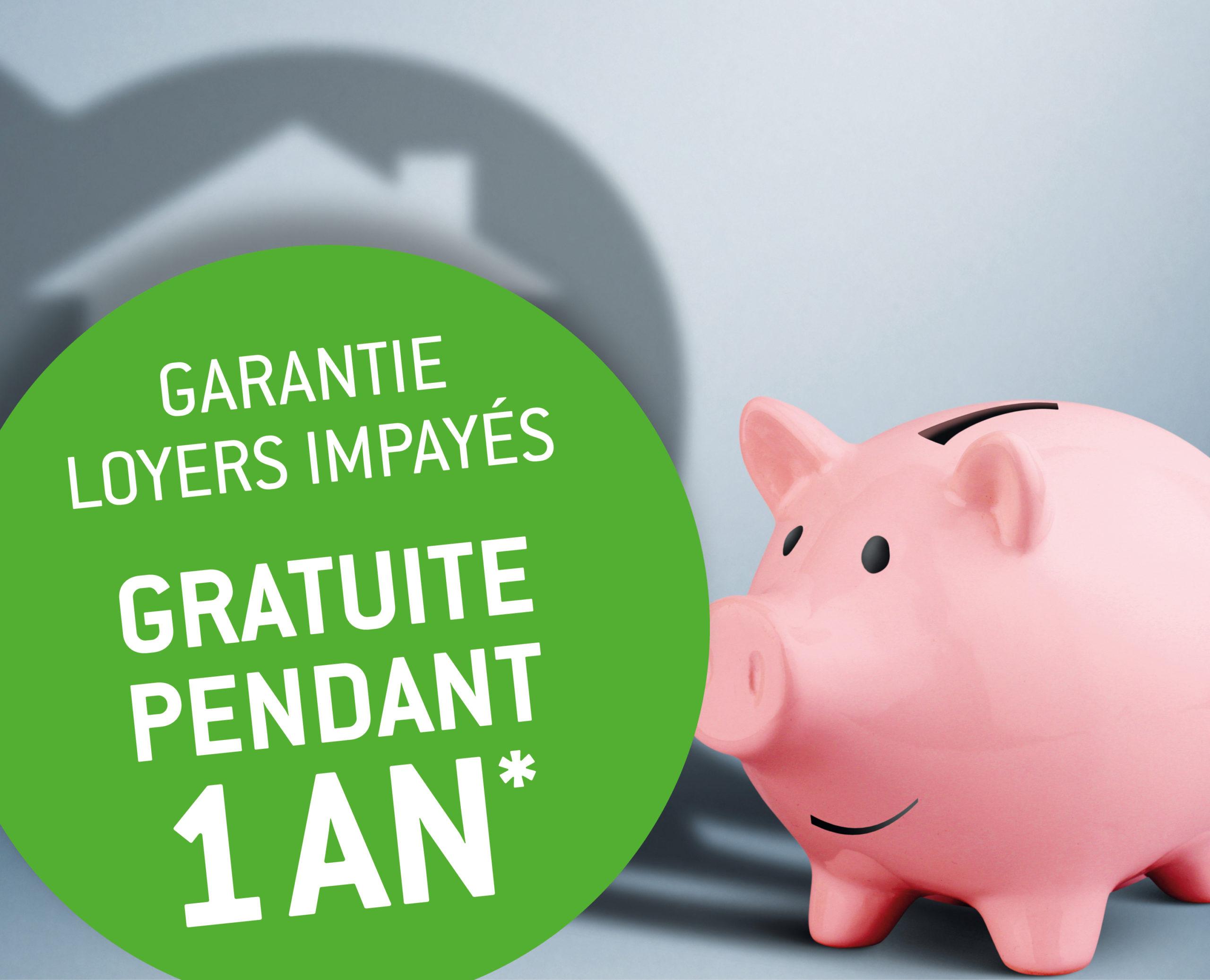 Pendant 1 an, payez 0 €* et sécurisez vos revenus avec Square Habitat Nord de France !