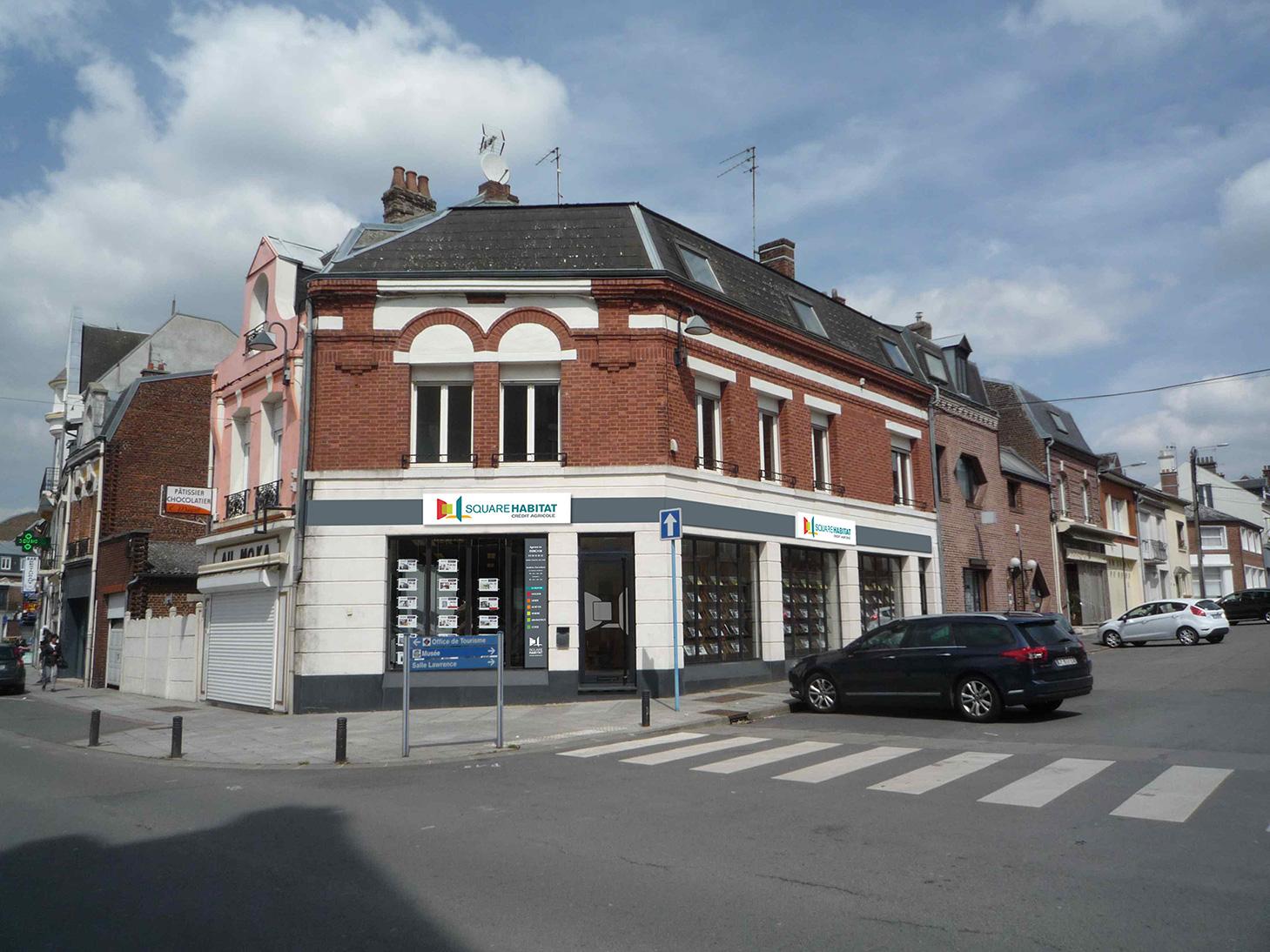 Agence de Bapaume