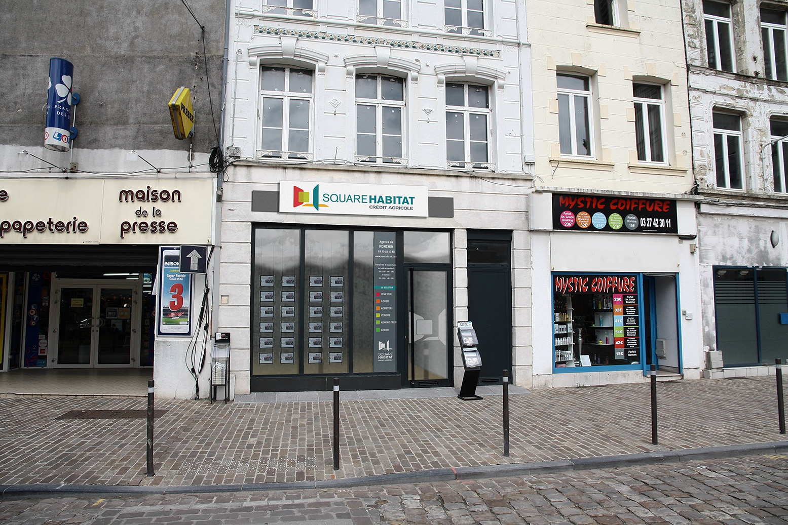 Agence du Quesnoy