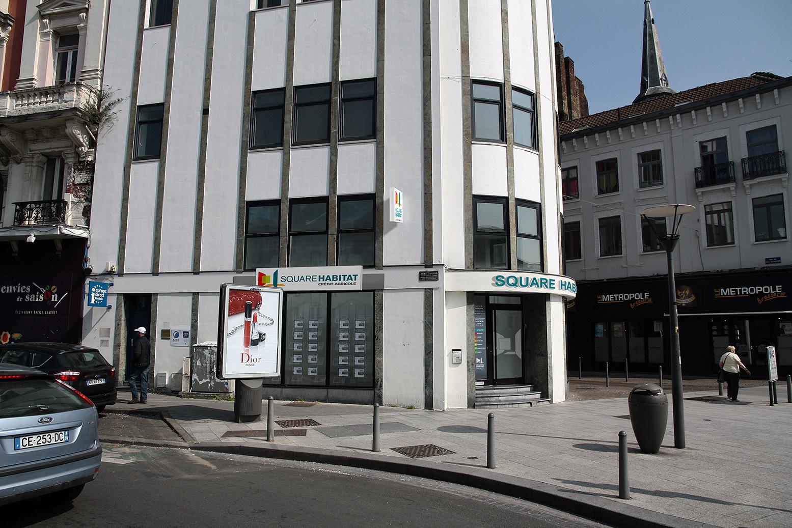 Agence de Roubaix Mairie
