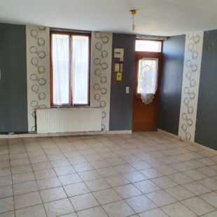 Vente maison semi individuelle à Denain