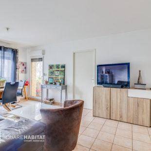 Hellemmes lille – appartement 2 chambres – balcon – parking – proche metro