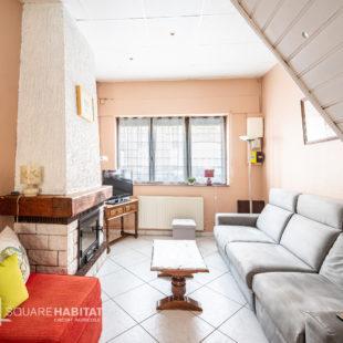 Croix centre, maison 4 chambres + terrasse