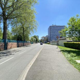 La madeleine romarin proche tramway studio avec parking