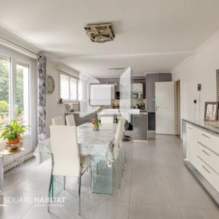 Maison lambersart – garage et jardin