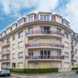 Vente appartement à Le Touquet-Paris-Plage