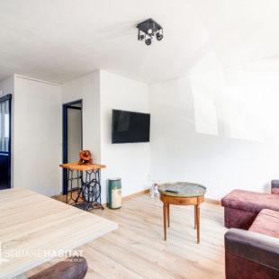 Appartement lumineux en rez de chaussee !!