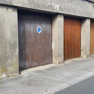 A saisir – garage