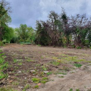Vente terrain à bâtir à Hinges