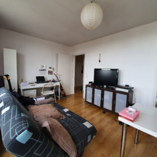 Hellemmes lille – appartement – balcon – 1 chambre – cave – place de parking