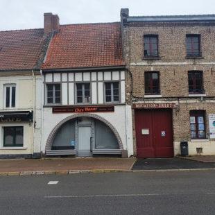 Vente commerce à Auxi Le Chateau