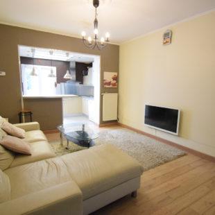 Croix, maison 2 chambres, bureau + terrasse