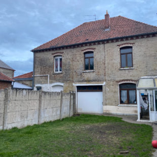 Vente maison à Bucquoy