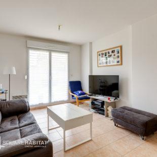 Hellemmes-lille / appartement t3 – residence recente – terrasse – parking