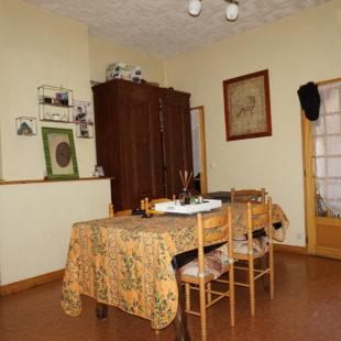 Maison de ville 3 chambres