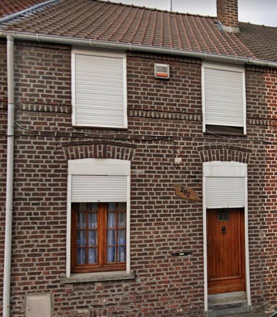 Vente maison de ville à Denain