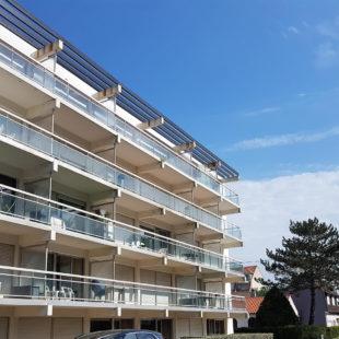 Magnifique studio avec balcon et cave !!