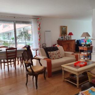Appartement t3 avec cave et parking
