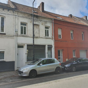 Ensemble immobilier en centre ville