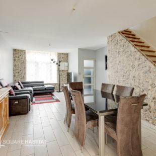 Wasquehal, maison 3 chambres avec jardin