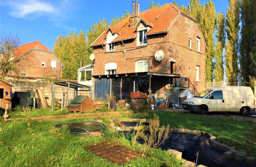 Vente maison semi individuelle à Elincourt