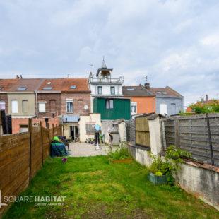 Vente maison à Faches-Thumesnil